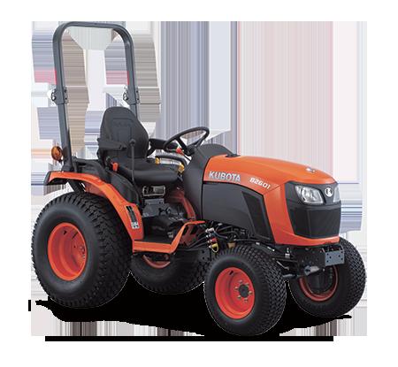 B2601HD Compact Tractor