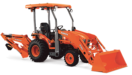 B26B Compact Tractor/Loader/Backhoe