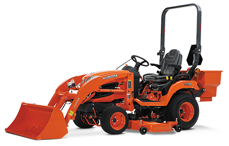 BX2670DV Sub Compact Tractor
