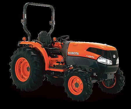 L4240HDA Premium ROPS Tractor