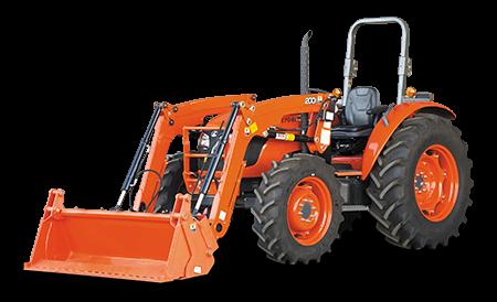 M7040DH Premium ROPS Tractor