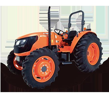 M7040SUHD Premium ROPS Utility Tractor