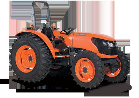 M6040DH Premium ROPS Tractor