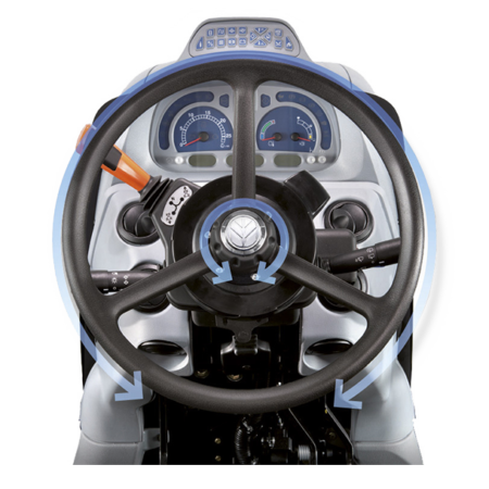 EZ-PILOT™ STEERING SYSTEM The new 'invisible' Assisted Steering System