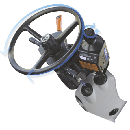 EZ-STEER™ STEERING SYSTEM The world's simplest hands-free Farming System