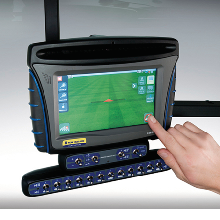 FIELD IQ™ CROP INPUT CONTROL Input Control Systems: managing inputs to maximise outputs