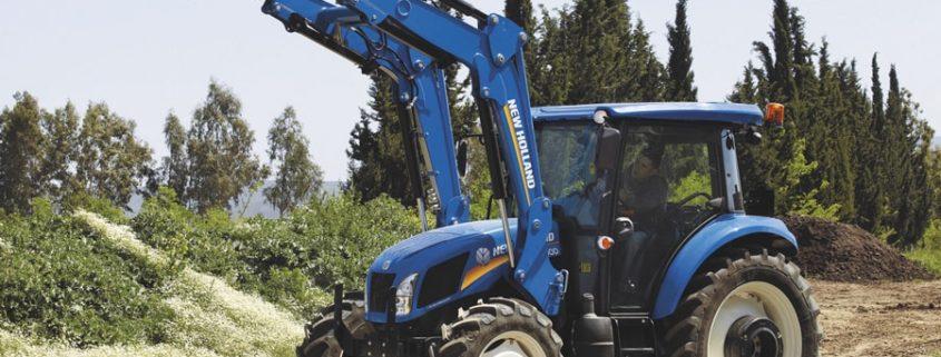Tractors and Telehandlers