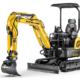 Compact Excavators - C-Series E17C