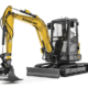 Compact Excavators - C-Series E37C