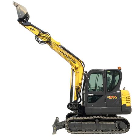 Compact Excavators - C-Series E57C