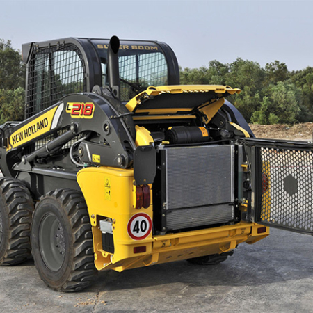 Skid Steer Loaders L218